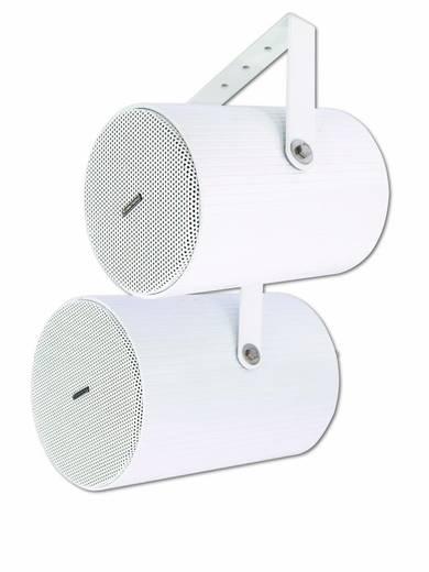 ELA-Deckenlautsprecher Omnitronic PS-15 20 W 100 V Weiß 1 St.
