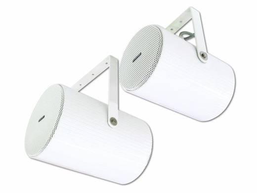 ELA-Deckenlautsprecher Omnitronic PS-30 40 W 100 V Weiß 1 St.