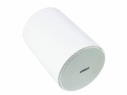 ELA-Deckenlautsprecher Omnitronic WP-20W 20 W 100 V Weiß 1 St.