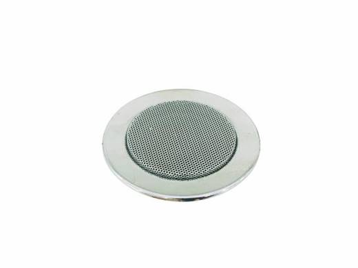 Einbaulautsprecher Omnitronic CS-2.5C 6 W 100 V Silber 1 St.