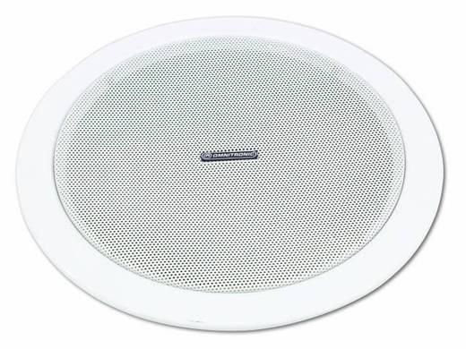 Einbaulautsprecher Omnitronic CSC-6 6 W 100 V Weiß 1 St.