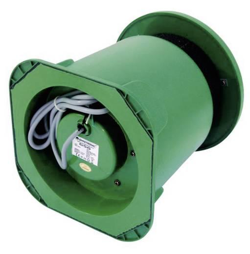 Außenlautsprecher Omnitronic GSG 10 W IP44 Grün 1 St.