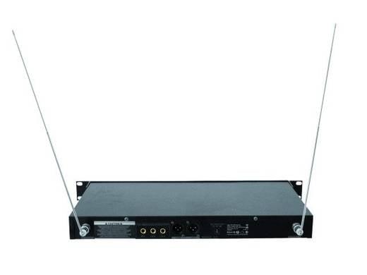 Funkmikrofon-Set Omnitronic VHF-450 Übertragungsart:Funk