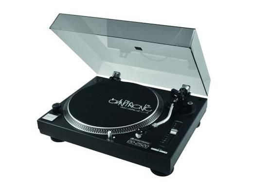 DJ Plattenspieler Omnitronic DD-2520 Direktantrieb