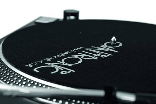 DJ Plattenspieler Omnitronic DD-2250 Direktantrieb