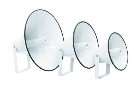 Druckkammerhorn Omnitronic EH-310 Weiß 1 St.