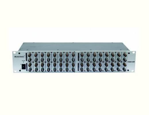 19 Zoll Mischpult Omnitronic MZD-88 Anzahl Kanäle:16