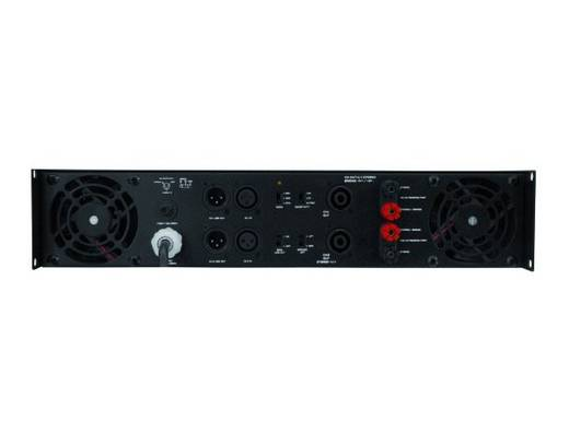 PA Verstärker PSSO HP-1400 RMS Leistung je Kanal an 4 Ohm: 700 W