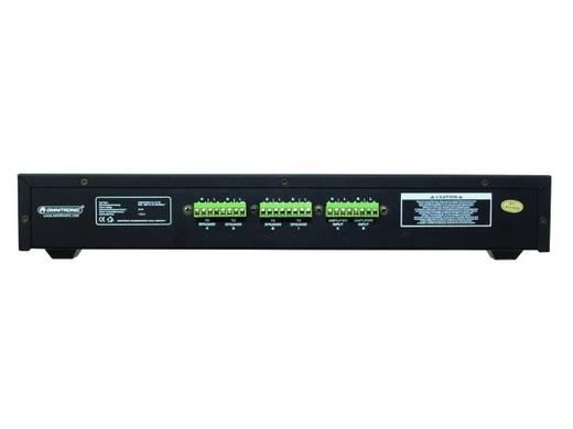 Omnitronic ELA 2/4S-Zonen LS-Regler 100W