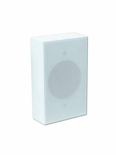 ELA-Wandlautsprecher Omnitronic WC-4 3 W Weiß 1 St.