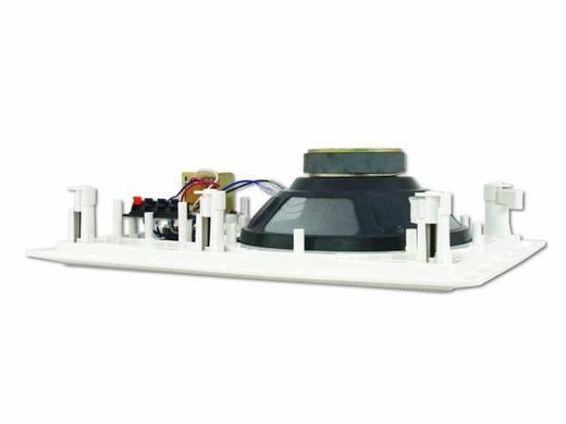 Einbaulautsprecher Omnitronic CSS-8 10 W 100 V Weiß 1 St.