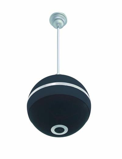 ELA-Deckenlautsprecher Omnitronic WPC-5S 20 W 100 V Schwarz 1 St.