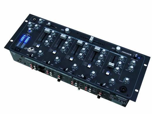 DJ Mixer 19 Zoll Einbau Omnitronic EMX-5