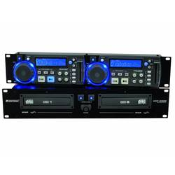 Image of Omnitronic XCP-2800 DJ Doppel CD Player