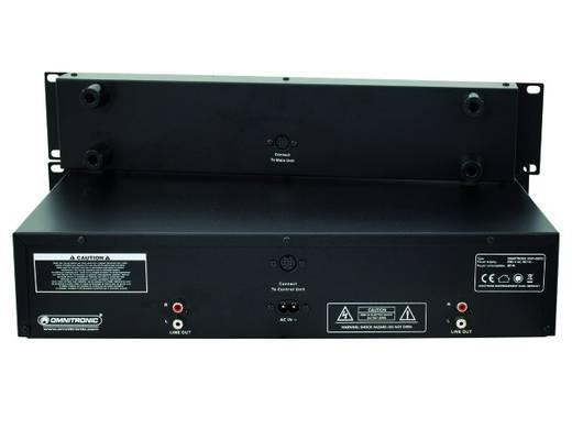 Omnitronic XMP-2800 Dual-CD-/MP3-Player