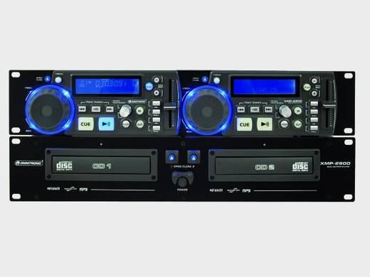 DJ Doppel CD Player Omnitronic XMP-2800