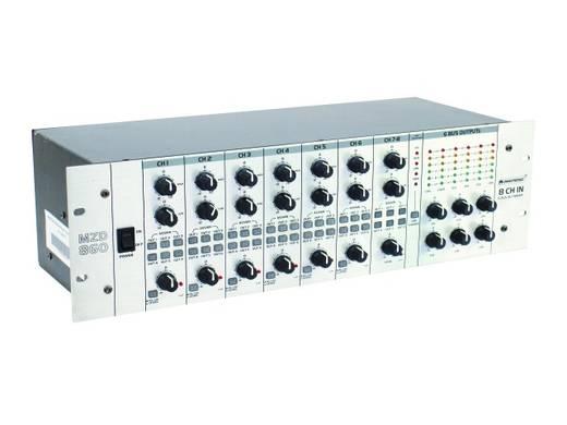 19 Zoll Mischpult Omnitronic MZD-860 Anzahl Kanäle:6