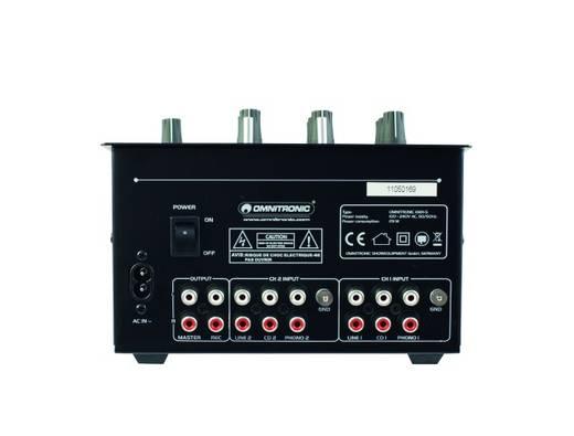 DJ Mixer Omnitronic PM-222