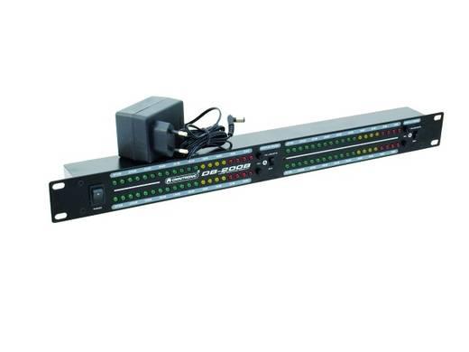Omnitronic DB-200B Dezibel-Levelmeter