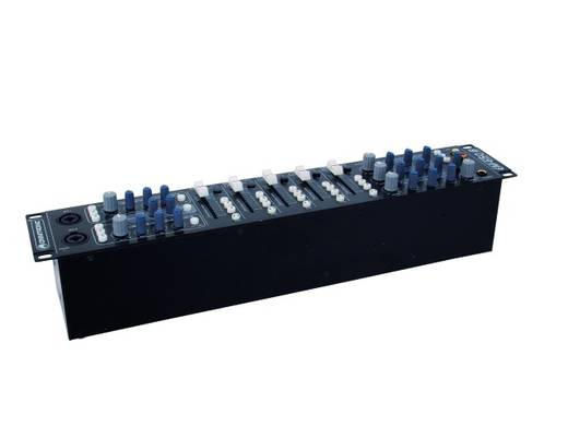 Omnitronic EM-650B 19 Zoll Mischpult Anzahl Kanäle:5