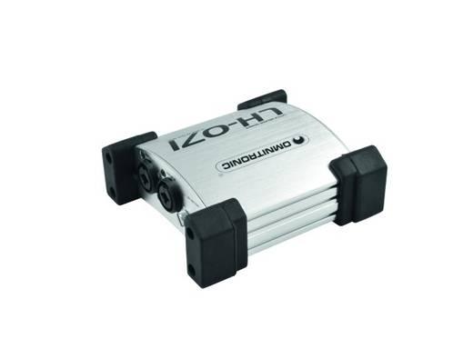 Aktive DI Box 2-Kanal Omnitronic LH-071
