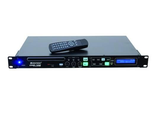 DJ Einzel CD Player 19 Zoll Omnitronic CMP-102