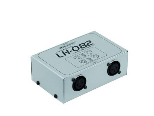 Stereo-Line-Isolator Omnitronic LH-082