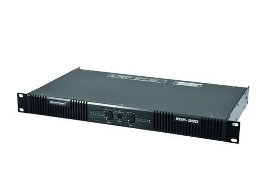 PA Verstärker Omnitronic EDP-300 RMS Leistung je Kanal an 4 Ohm: 180 W