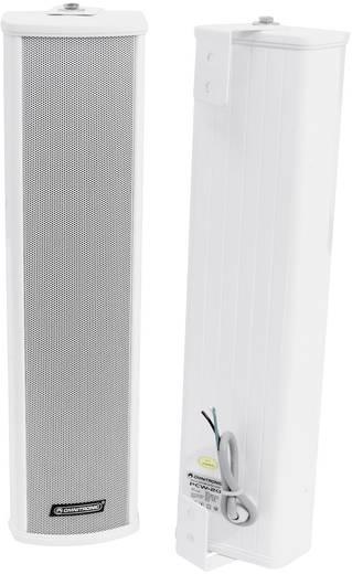 ELA-Tonsäule Omnitronic PCW-20 20 W Weiß 1 St.
