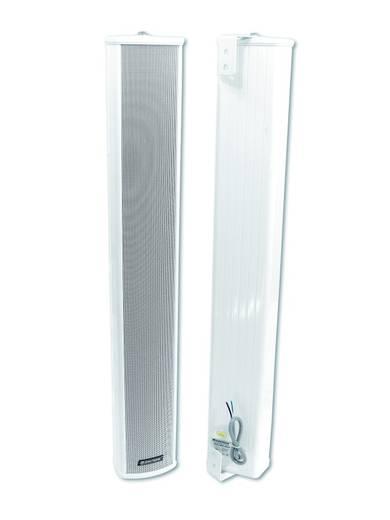 ELA-Tonsäule Omnitronic PCW-40 40 W Weiß 1 St.