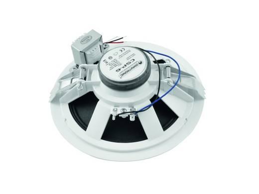 Einbaulautsprecher Omnitronic CSP-6 6 W 100 V Weiß 1 St.