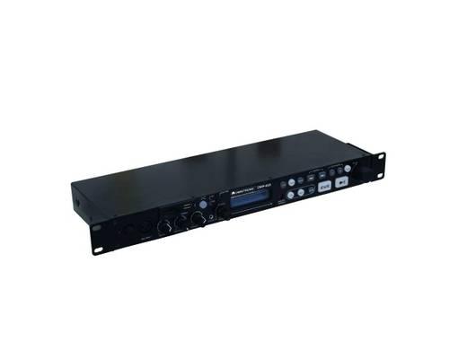 DJ Einzel Media Player 19 Zoll Omnitronic DMP-102
