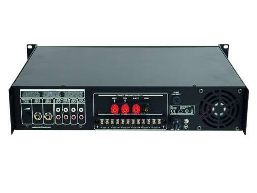 Omnitronic MPZ-180.6 ELA-Mischverstärker