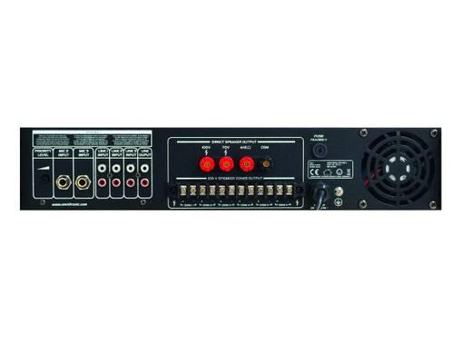 ELA-Verstärker Omnitronic MPZ-180.6 180 W 6-Zonen
