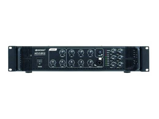 Omnitronic MPVZ-180.6 Mischverstärker