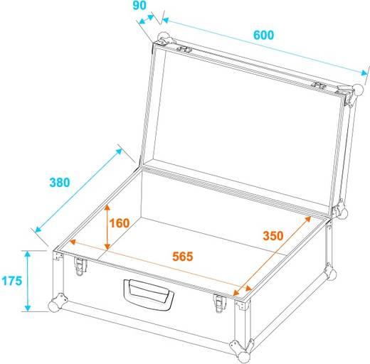 Case Universal Case alu (L x B x H) 270 x 600 x 390 mm