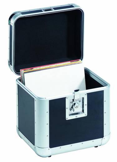 Roadinger Platten-Case ALU 75/25,abgerundet