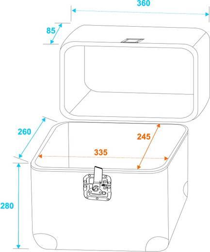 Case ALU 75/25 (L x B x H) 285 x 360 x 385 mm