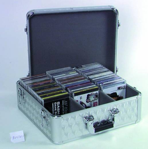 Case CD-Case ALU (L x B x H) 190 x 430 x 430 mm