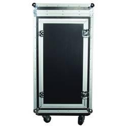 Špeciálny profesionálny kombinovaný kufrík, 17 U, pojazdný