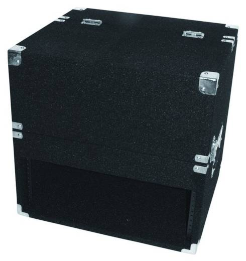 Mixer/CD-Player-Case,3/4 HE,Textilb.,sw