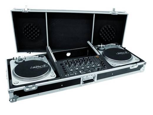 DJ-Mixer Case 30124198 (L x B x H) 560 x 1360 x 270 mm