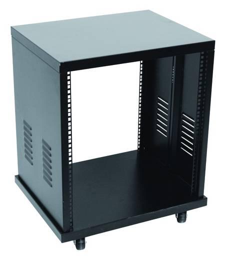 19 Zoll Rack 10 HE Omnitronic 30103168 Stahl inkl. Rollen