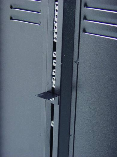 Omnitronic SR-19 19 Zoll Rack 30 HE Stahl inkl. Rollen