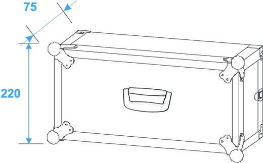 19 Zoll Rack 4 HE 30107217 Holz inkl. Griff