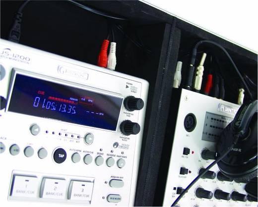 DJ-Mixer Case Roadinger DJ Flightcase (L x B x H) 160 x 870 x 520 mm