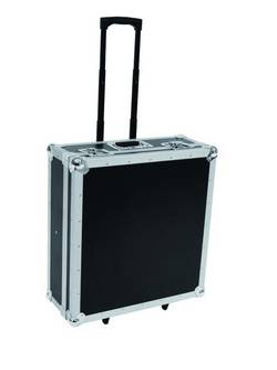 Case (kufr) 31000610 31000610, (d x š x v) 610 x 680 x 310 mm, černostříbrná