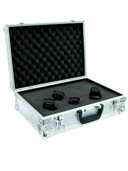 Univerzální transportní kufr 30126207 30126207, (d x š x v) 350 x 460 x 160 mm, hliník