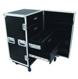 Case (kufr) 30126428 30126428, (d x š x v) 625 x 645 x 1170 mm, černá/stříbrná