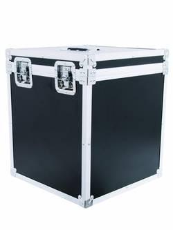 Case (kufr) 31000430 31000430, (d x š x v) 470 x 480 x 560 mm, černá/stříbrná